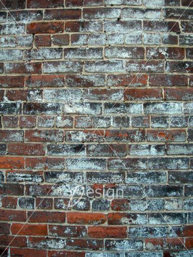 Mur briques loin