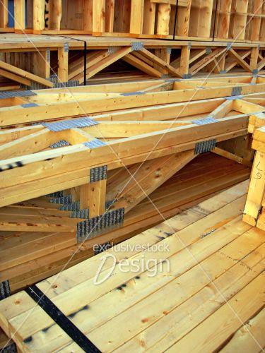 Banque d 39 image planches de bois empil es pour for Construction bois 68