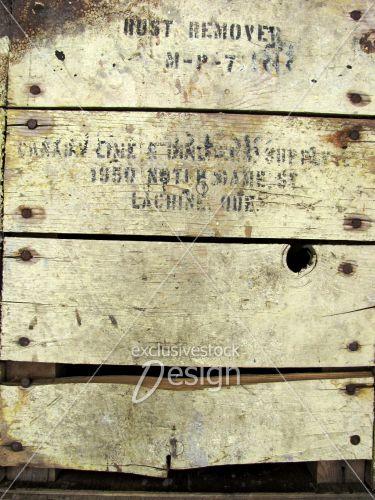 Banque d 39 image planches de bois trou e jaune avec for Planche bois noir